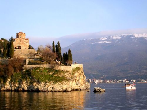 Ohrid,Macedonia